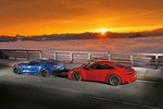 Test Corvette Grand Sport vs. 911 GTS: Hubraum gegen Turbo