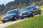 BMW 318i vs. Mercedes C 160: Genug Motor zum Leben?
