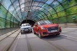 Audi Q2 und Seat Ateca im Test: Kompakt-SUV mal günstig, mal edel