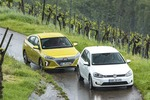 Hyundai Ioniq E vs. VWe-Golf: Wer baut den besserenStromer?