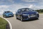 Audi A5 2.0 TDI vs. BMW420d: Welches ist das bessereReisecoúpé?