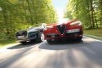 Alfa Romeo Stelvio vs. AudiQ5: Kann Alfa Romeo auchSUV?
