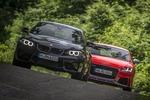Test Audi TT RS gegen BMWM2: Show-Shiner undBewegungswunder