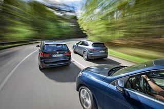 BMW X5, Mercedes GLE und PorscheCayenne: SUV oder nurLuxusauto?