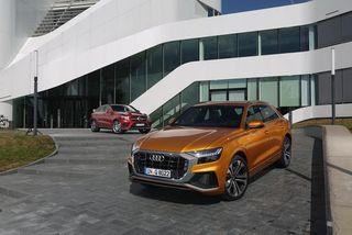Audi Q8 vs. MercedesGLE: Welcher Luxus-SUV istbesser?