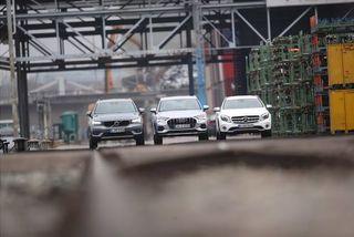Audi Q3, GLA und XC40 imTest: Q3 gegen diePremium-Konkurrenz