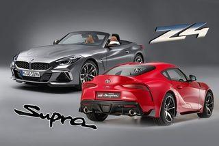 BMW Z4 vs. Toyota Supra: Wer baut den besseren Sportwagen?