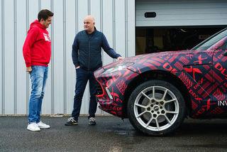 Aston Martin DBX (2020): Ab in den Staub!