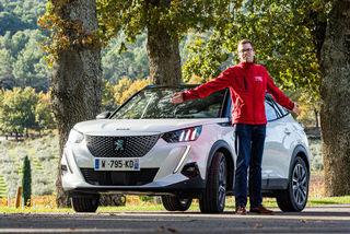 Peugeot e-2008: Wie der E-Crossover fast zum Verbrennerpreis fährt
