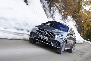 Mercedes-AMG GLE 53 4matic+ Coupé: Wie fährt der 435 PS-SUV als Coupé?