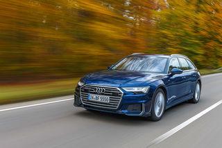 Audi A6 Avant 45 TFSI Quattro im Dauertest: Erste Test-Bilanz nach ...