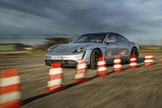 Porsche Taycan Turbo S: Agil, komfortabel und unfassbar schnell