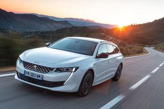 Peugeot 508 SW Hybrid: Was kann der Kombi mit zwei Motoren?