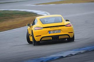 Sportwagen im Bremstest: Welcher Sportwagen steht als erster still?