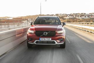 Volvo XC40 T5 Twin Engine Plug-in-Hybrid: Super in der Stadt, sonst...