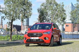Ford Kuga (2.Generation) im Dauertest: 100.000 km komplett ohne Panne