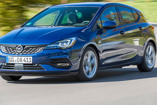 Opel Astra 1.4 DI Turbo CVT im Test: Dreizylinder und Automatik - e...