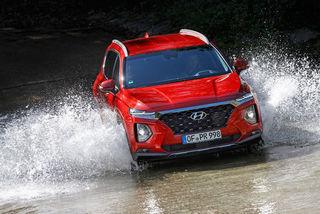 Hyundai Santa Fe 2.2 CRDi 4WD: Wie schlägt sich der Siebensitzer-SU...