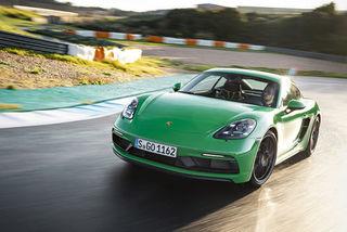 Porsche 718 GTS 4.0: Mit sechs Zylindern einen Schritt zurück nach ...