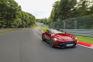 Aston Martin Vantage im Supertest: Der bisher schnellste Aston Mart...