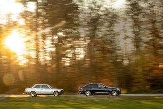 BMW M340i xDrive (G20) und 323i (E21): Wir fuhren den BMW M340i von...