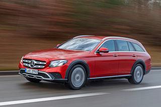 Mercedes E 400 d All-Terrain im Test: Zwischen Kombi und SUV