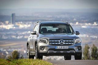 Mercedes GLB 220 d 4Matic im Test: Luxus-Kompakt-SUV zwischen GLA u...