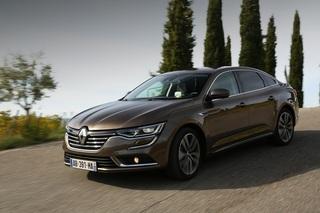Renault Talisman - Entspannt ans Ziel (Kurzfassung)