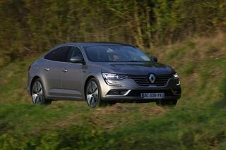 Test: Renault Talisman dCi 160 - Die französische Business-Class
