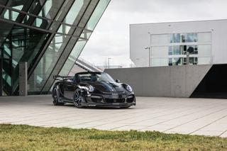 Techart GT Street R Cabriolet - Nach oben offene Höllenmaschine