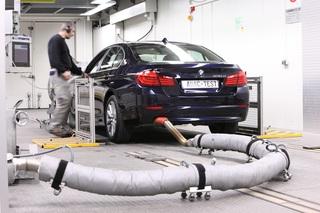 ADAC Ecotest  - Viele Benziner sind zu schmutzig