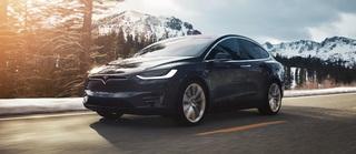 Tesla Model X  - Chinesen hacken Software