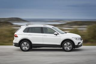 Ausblick Volkswagen Plug-in-Hybride  - Einbiegen auf die Zielgerade