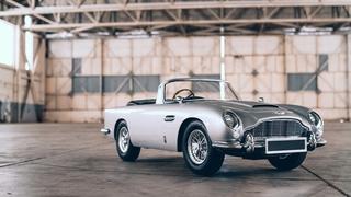 """Aston Martin DB5 Junior """"No Time to Die""""-Edition"""" - Der Schleudersi..."""