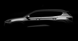 Hyundai Santa Fe - Neue Generation in Genf