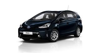 Toyota Prius Plus überarbeitet - Noch sanfter Sprit sparen