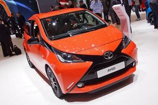 Toyota Aygo - Die Kiste passt