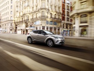 Toyota CH-R - Kleines SUV-Coupé ab 22.000 Euro