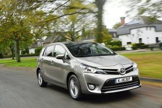 Toyota Verso   - Mit leicht bayrischem Akzent (Kurzfassung)