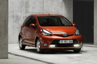 Toyota Aygo - Preisstabiler Kleiner
