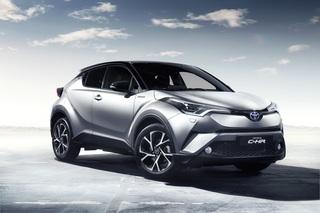 Toyota C-HR - Einer wie keiner