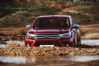 Fahrbericht: Toyota Hilux - Zeitlos urig