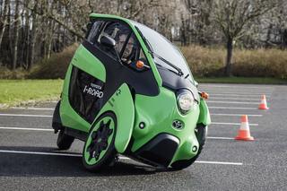 Toyotas Microcar geht in Rente - Vielleicht ein Wegbereiter