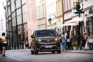 Test: Toyota Proace Verso Neunsitzer - Ein Shuttle für Flexible