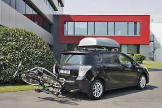 Toyota Verso Travel - Dann reist mal schön