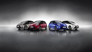 Toyota Yaris Facelift - Aufpreis für mehr Sicherheit
