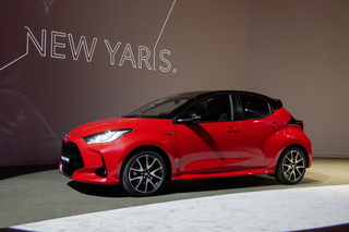 Toyota Yaris Hybrid - Alles neu beim kleinen Japaner