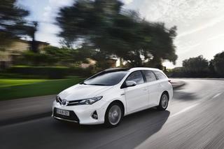 Toyota Auris Touring Sports - Gelungene Nachlieferung (Kurzfassung)