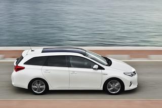 Toyota Auris Touring Sport - Jetzt auch mit großer Klappe (Vorabber...