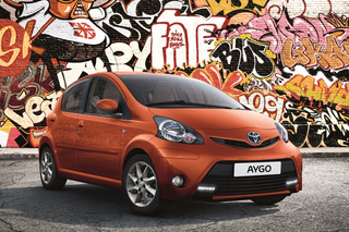 Toyota Aygo - Sonderpreis bis zum Sommer